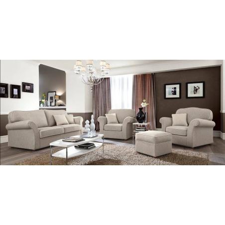 Camelgroup Dama Sofa мягкая мебель - Фото 2