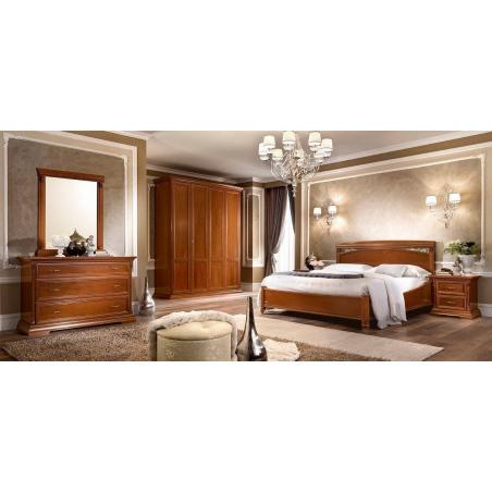 Camelgroup Treviso Ciliegio Night спальня - Фото 2