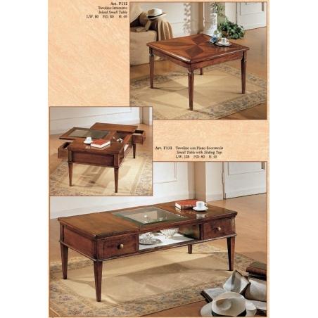 BL Mobili журнальные столы - Фото 9
