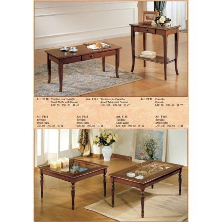 BL Mobili журнальные столы - Фото 11