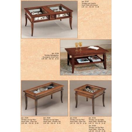 BL Mobili журнальные столы - Фото 12