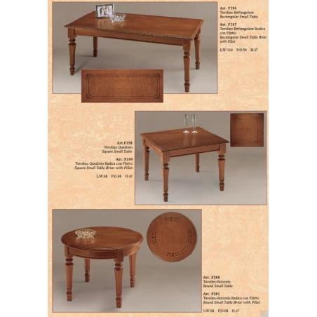 BL Mobili журнальные столы - Фото 24