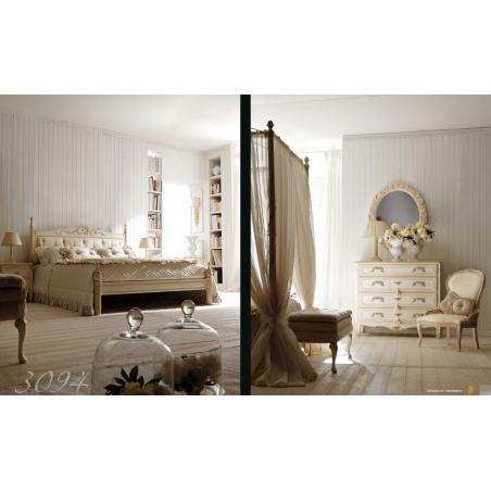 Savio Firmino Ambiente Notte спальня - Фото 3