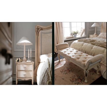 Savio Firmino Ambiente Notte спальня - Фото 9