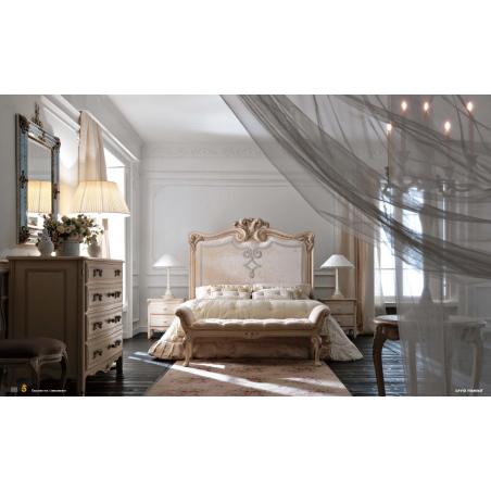 Savio Firmino Ambiente Notte спальня - Фото 10