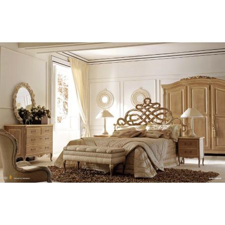 Savio Firmino Ambiente Notte спальня - Фото 14