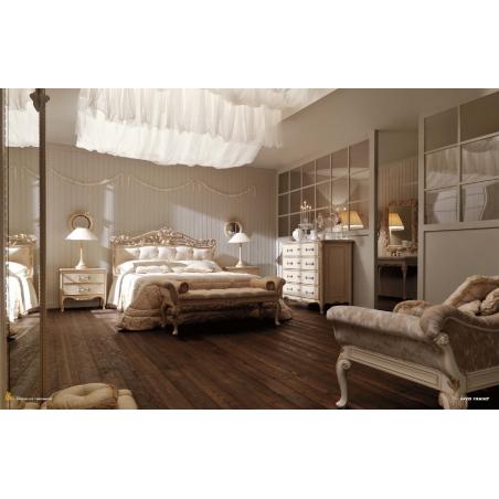 Savio Firmino Ambiente Notte спальня - Фото 23