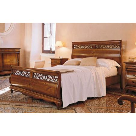 Кровать Madeira с экспозиции, скидка 40% - Фото 1