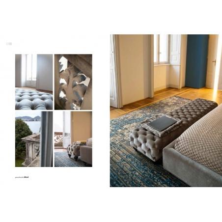 Alberta salotti Controluce спальня - Фото 3