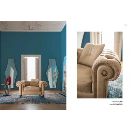 Alberta salotti Controluce мягкая мебель - Фото 5