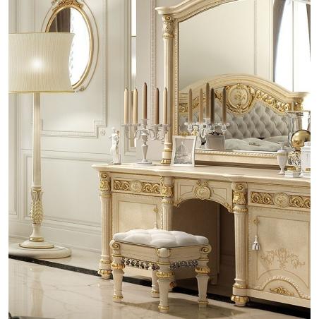 Valderamobili Luigi XVI спальня - Фото 12