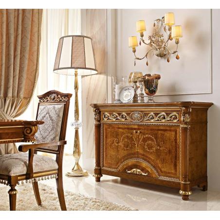 Valderamobili Luigi XVI гостиная - Фото 3