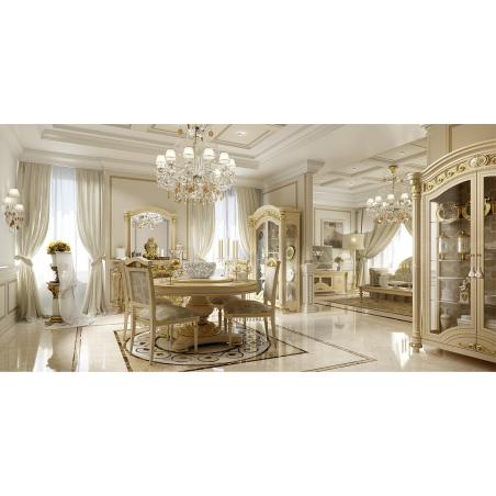 Valderamobili Luigi XVI гостиная - Фото 12