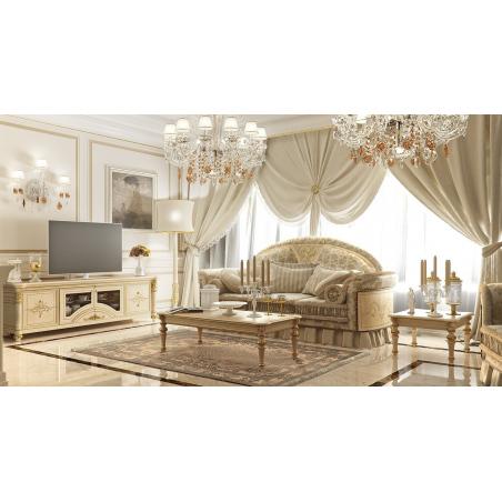 Valderamobili Luigi XVI гостиная - Фото 13