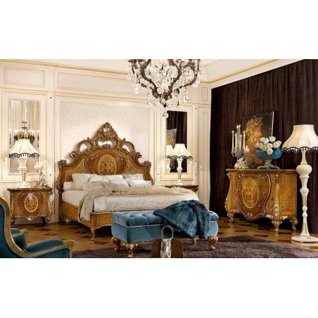 Grilli Le Rose спальня - Фото 5