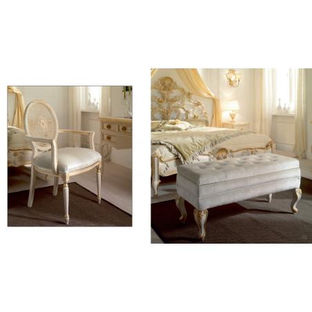 Florence Art Principessa спальня - Фото 6