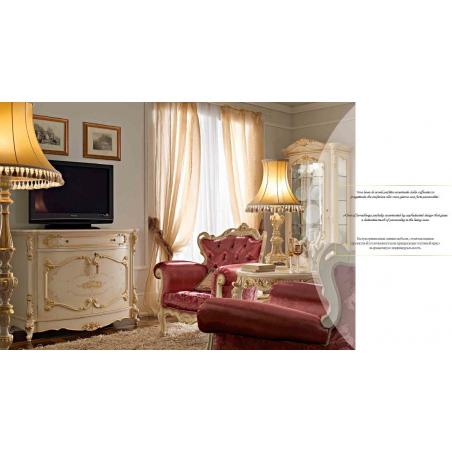 Alberto & Mario Ghezzani Royal гостиная - Фото 5