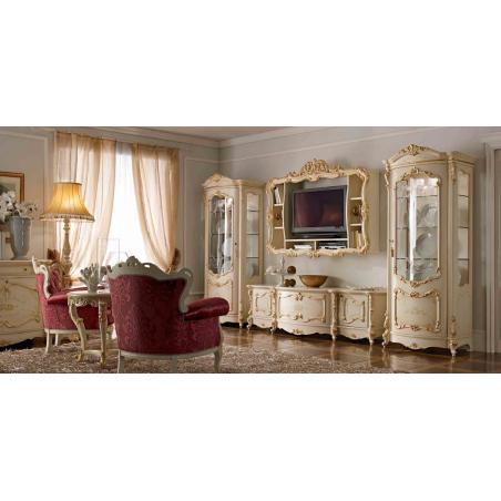 Alberto & Mario Ghezzani Royal гостиная - Фото 6