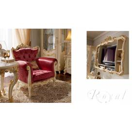 Alberto & Mario Ghezzani Royal гостиная - Фото 7