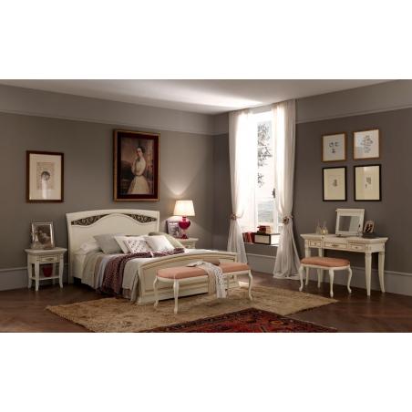Prama Palazzo Ducale Laccato спальня - Фото 2