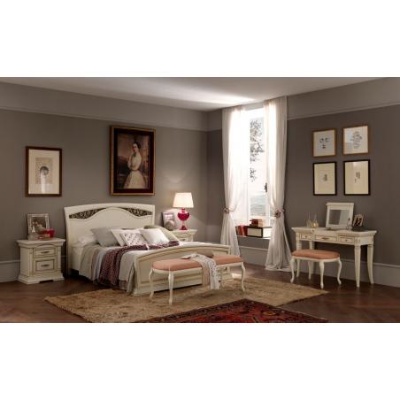 Prama Palazzo Ducale Laccato спальня - Фото 25