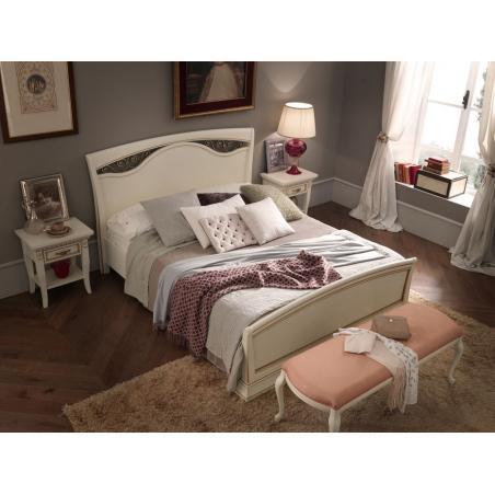 Prama Palazzo Ducale Laccato спальня - Фото 28