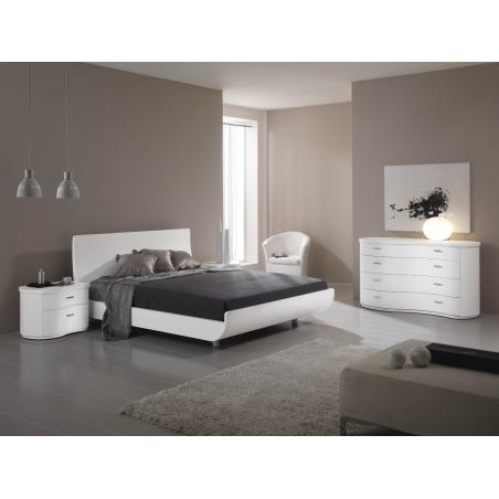 Mobilpiu Onda спальня - Фото 7