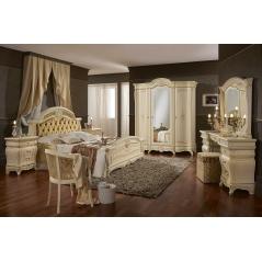 Mobilpiu Ducale patinata beige спальня