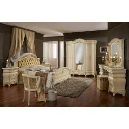 Mobilpiu Ducale patinata beige спальня - Фото 1