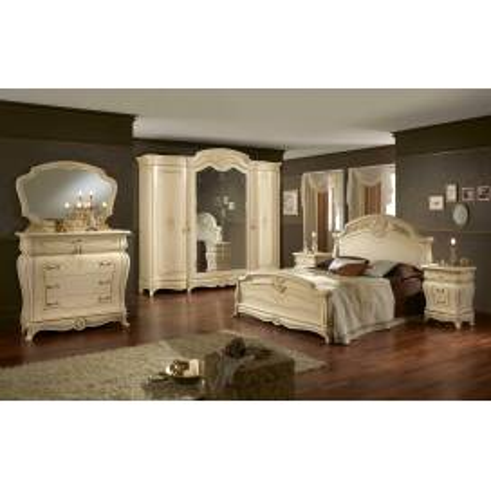 Mobilpiu Ducale patinata beige спальня - Фото 2