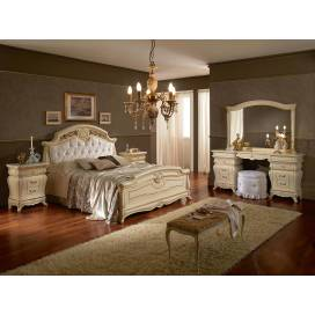 Mobilpiu Ducale patinata beige спальня - Фото 3