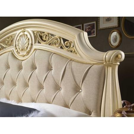 Mobilpiu Ducale patinata beige спальня - Фото 5
