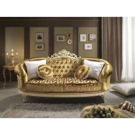 Mobilpiu Ducale patinata beige гостиная - Фото 4