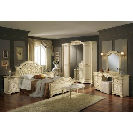 Mobilpiu Regina patinata спальня - Фото 1