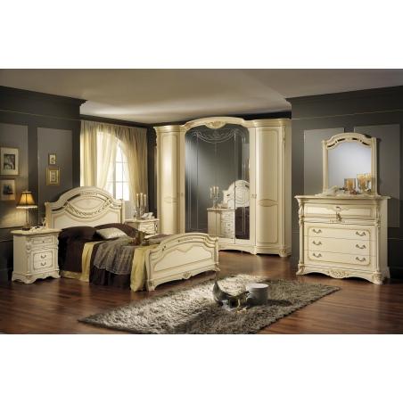 Mobilpiu Regina patinata спальня - Фото 3