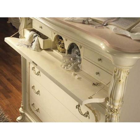 Mobilpiu Regina patinata спальня - Фото 6