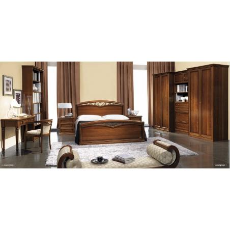 Camelgroup Nostalgia спальня - Фото 2