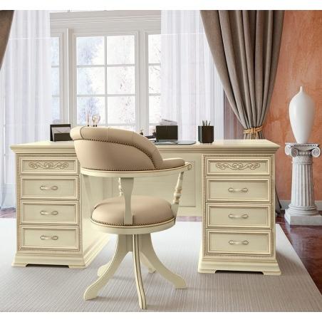 Camelgroup Torriani Home Office Avorio кабинет - Фото 4