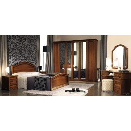 Camelgroup Nostalgia спальня - Фото 8