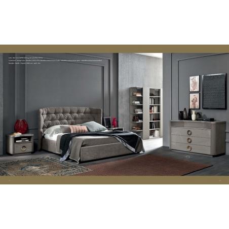 SMA Mobili Dolce Vita спальня - Фото 6