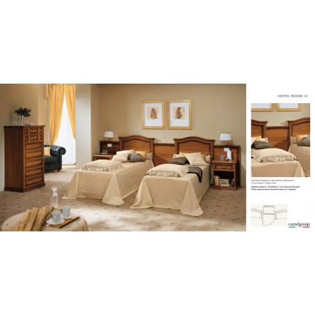 Camelgroup Hotel Resort мебель для гостиниц - Фото 19