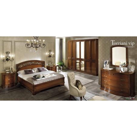 Camelgroup Torriani спальня - Фото 2