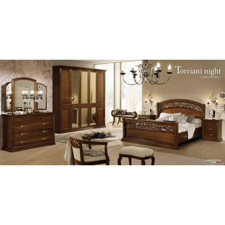 Camelgroup Torriani спальня - Фото 14