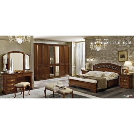 Camelgroup Torriani спальня - Фото 15