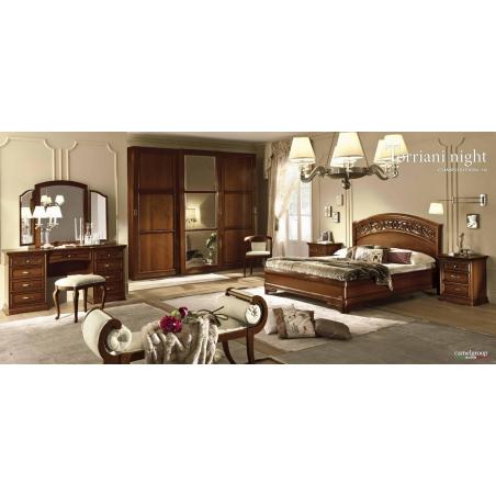 Camelgroup Torriani спальня - Фото 18