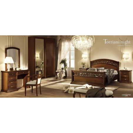 Camelgroup Torriani спальня - Фото 20