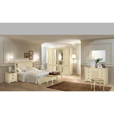 Aritali Rosanna Avorio спальня - Фото 4