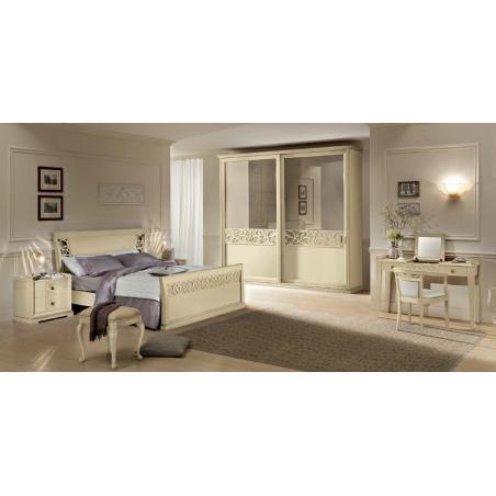 Aritali Rosanna Avorio спальня - Фото 2