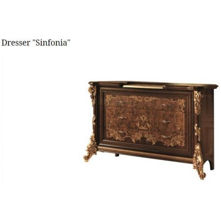 Arredo Classic Sinfonia спальня - Фото 9