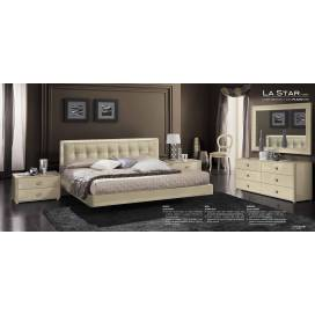 Camelgroup La Star Ivory спальня - Фото 2